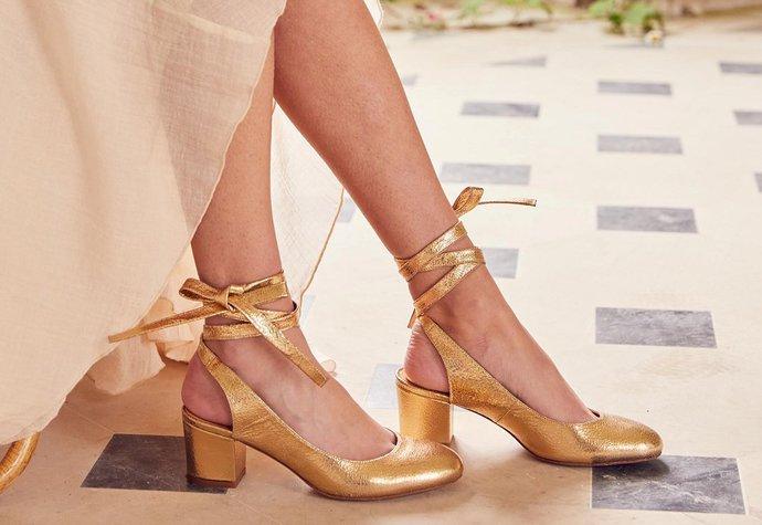 Nejkrásnější metalické sandálky na svatbu 64b1d27f1f