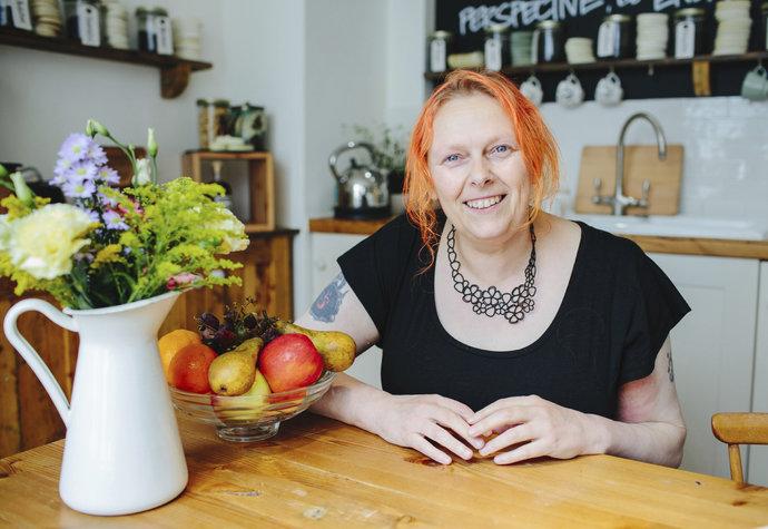 Hilary Jones, etická ředitelka firmy LUSH
