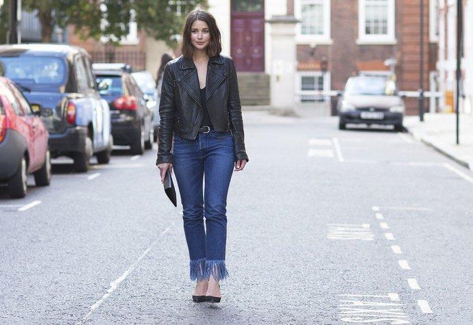 Street style v Londýně