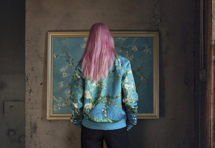 Limitovaná kolekce Vans x Van Gogh Museum