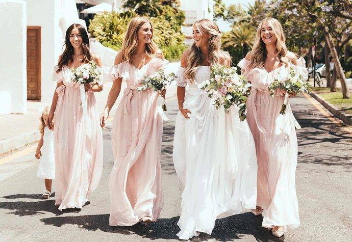 Svatby módních blogerek: Jaké šaty měly nejstylovější ženy světa?