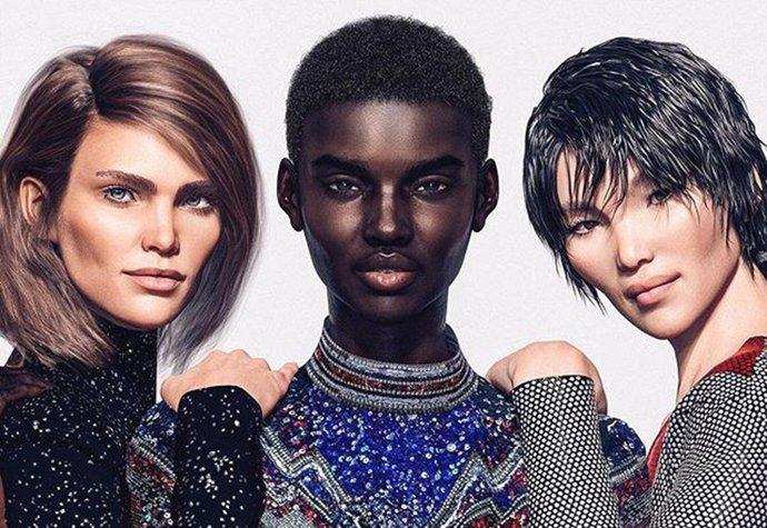 Virtuální modelky jsou hitem Instagramu. Ale potřebujeme je?