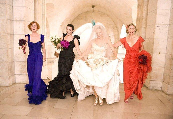 Nevěsty z filmu