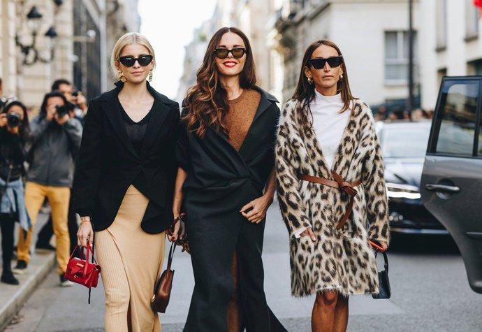 204f35d065e Móda z ulic Paříže  Jak nosí současné trendy nejstylovější ženy ...