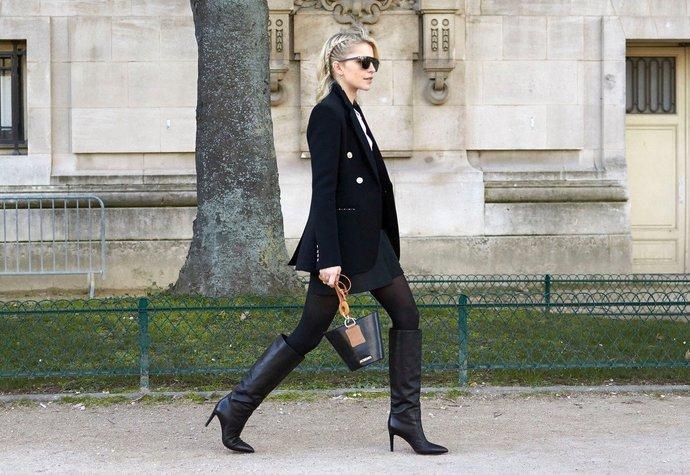 Módní ikona Caroline Daur