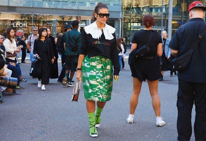 Street style outfity, které se nepovedly