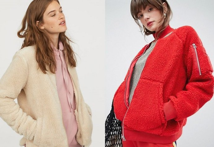 Flísové bundy   kabátky  Žhavý podzimní trend 3c3f8cb4a4