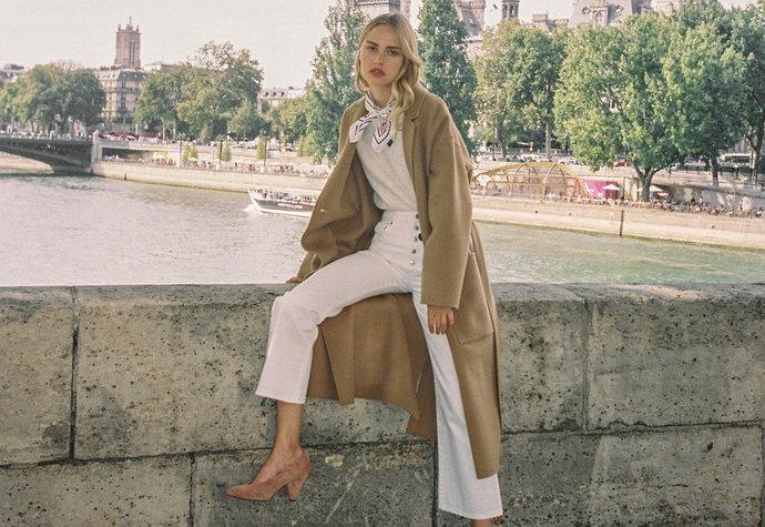Bílé džíny na podzim  Překvapivý kousek bf2edd03ab