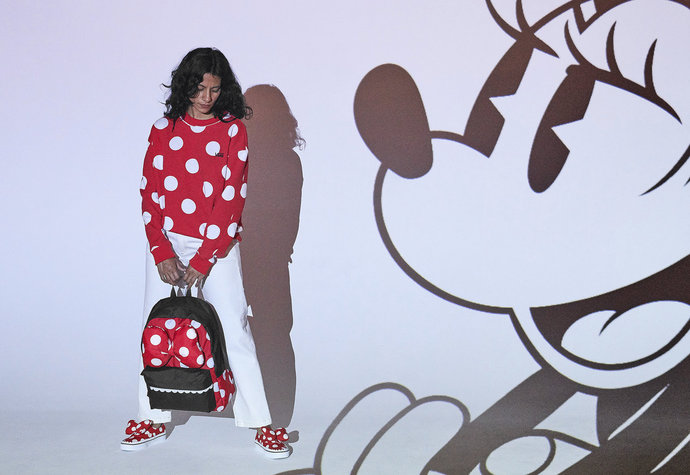 Vans x Disney Mickey Mouse