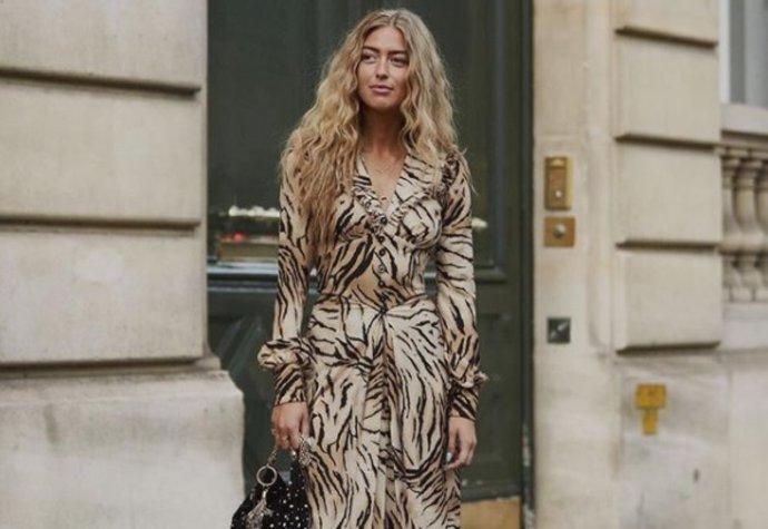 58f7276a15be Tygří vzor porazil leoparda! Inspirujte se a noste ho podle módních ...
