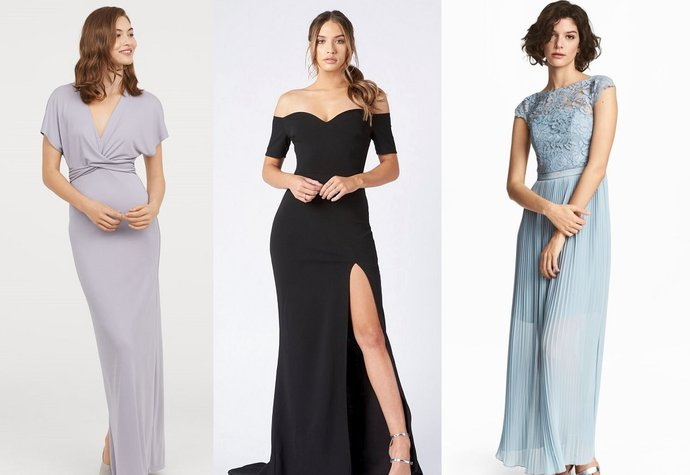 e031b4c0aa9 Plesové šaty 2019  Krásné koupíte i v konfekci do 2 tisíc korun ...