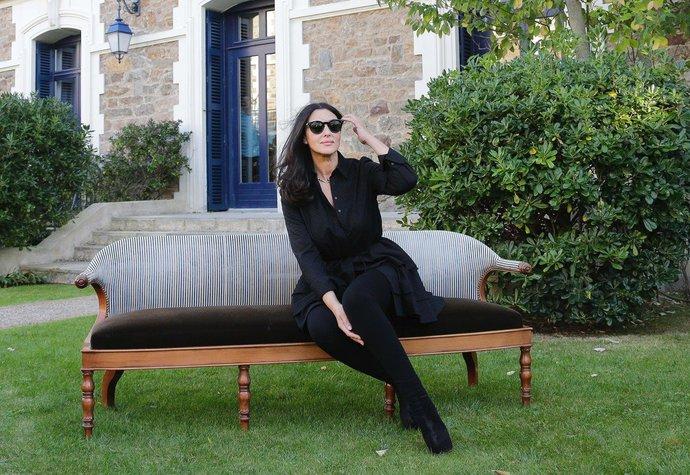 Monica Bellucci a její styl