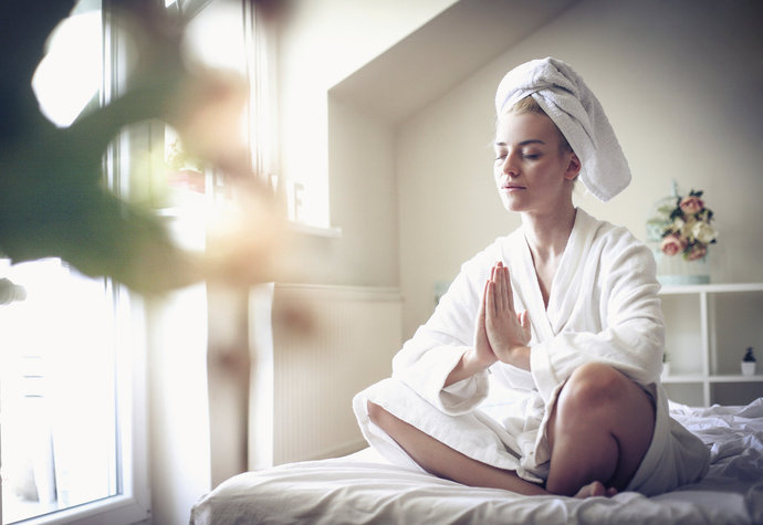 6 tipů, jak meditovat, i když nemáte čas