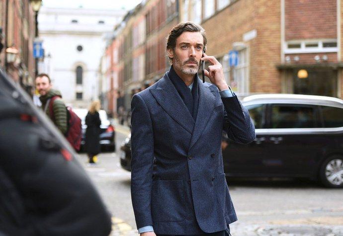 Pánský street style v Londýně