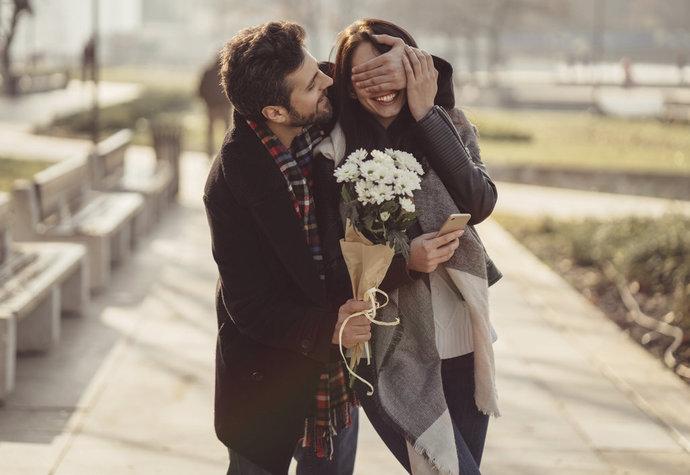 Valentýnské dárky pro randění