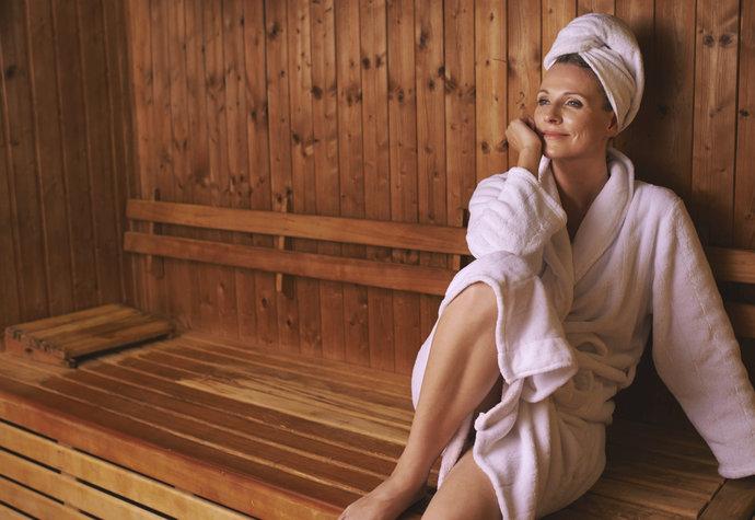 Prohřejte své tělo po zimě  Vsaďte na saunu nebo zábal!  85285b90ff6