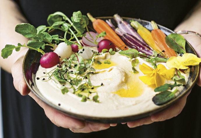 Domácí hummus: Zdravá svačinka pro celou rodinu i návštěvy!