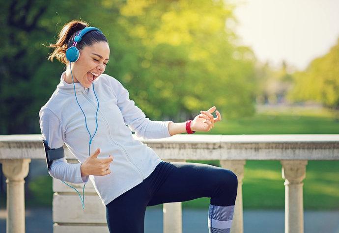 Hudba na běhání. Jak ji správně vybrat?