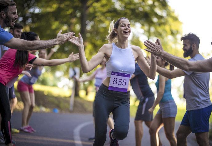 Tipy, jak se připravovat na půlmaraton sami bez trenéra