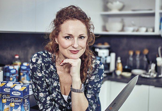 Markéta Hrubešová: Zdravé jídlo je to, které uvaříte se zdravým selským rozumem