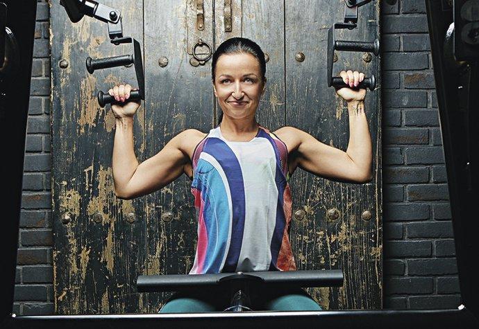 Hana Volfová: Když vidím, že někdo jde cvičit, je to pro mě nejvíc