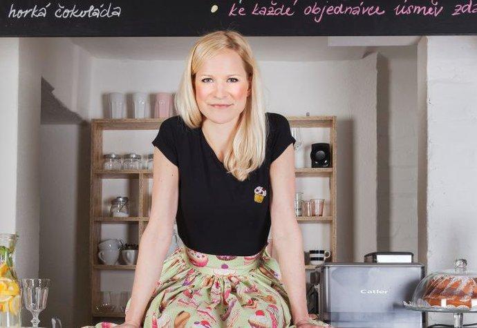 Zuzana Kubíčková, kavárna Moje dílna