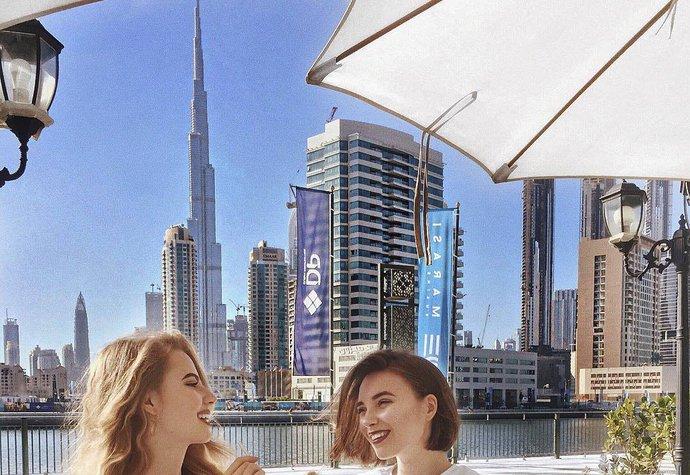 Dubaj online seznamka