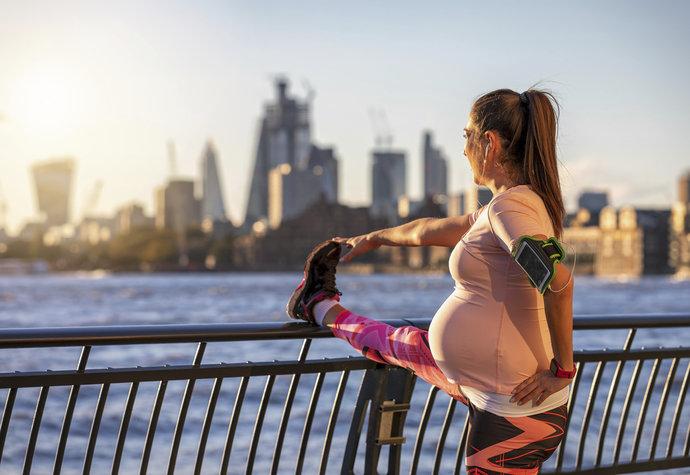 Běhání v těhotenství. Jaká pravidla dodržovat?