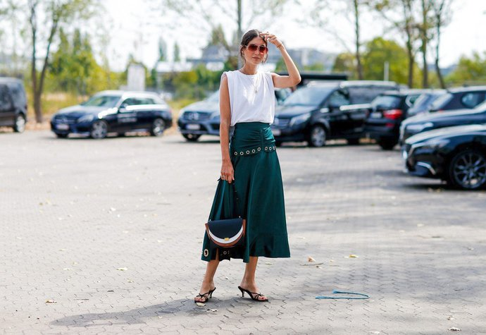 ebenové sukně