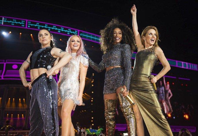 Spice Girls v roce 2019