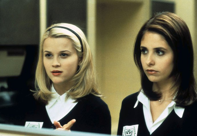Reese Witherspoon a Sarah Michelle Gellar