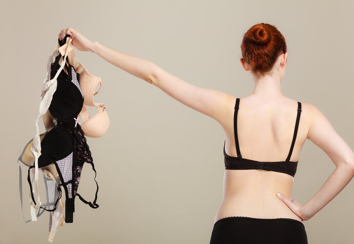 Jak na výběr spodního prádla?