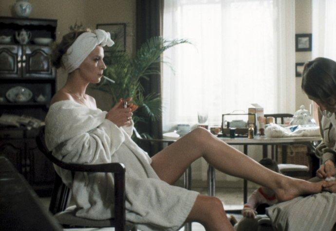 Film Čas sluhů natočený v roce 1989 byl uveden letos na filmovém festivalu v Karlových Varech