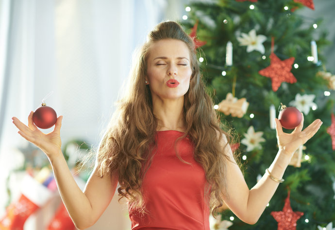 5 tipů, jak se před Vánoci uklidnit. Použijte techniky mindfulness