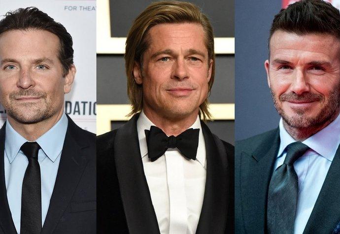10 nejkrásnějších mužů světa podle řeckého ideálu krásy: Je mezi nimi váš favorit?