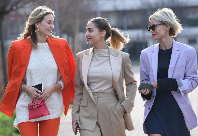 Jak nosit barvy: Inspirujte se Paříží, Milánem i vévodkyní Kate