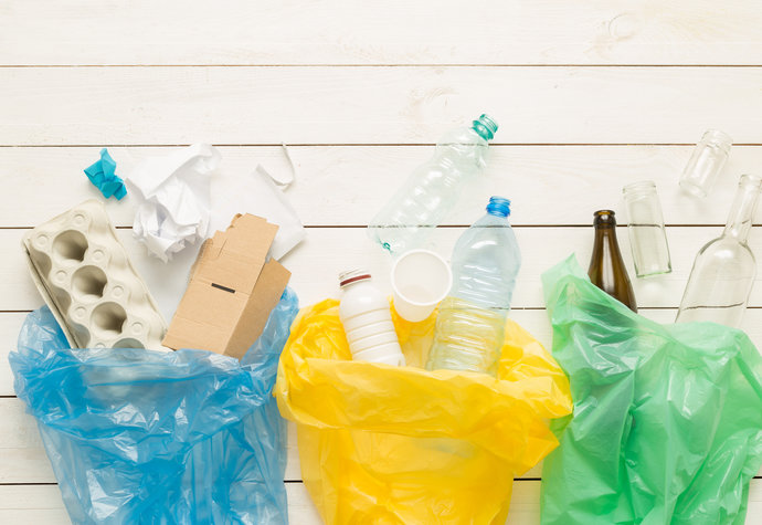 Několik tipů, jak elegantně vyřešit třídění odpadu