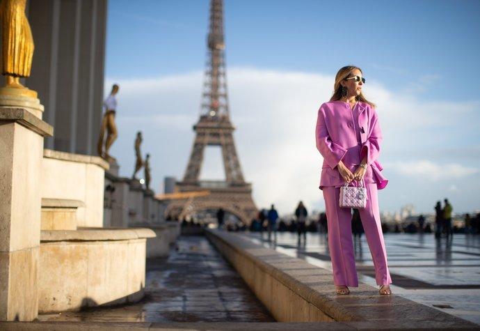 Street style inspirace: Jak nosit kalhotový kostým?