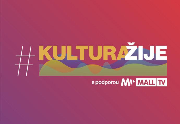 #kulturažije! Mall.tv začne vysílat živě koncerty kapel, divadelní představení i talk show