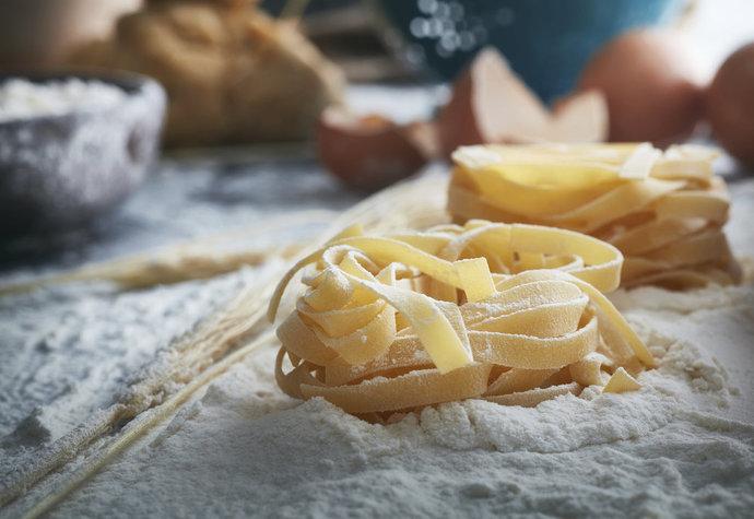 Recept na dokonalé domácí těstoviny. S kupovanými se nedají srovnat!