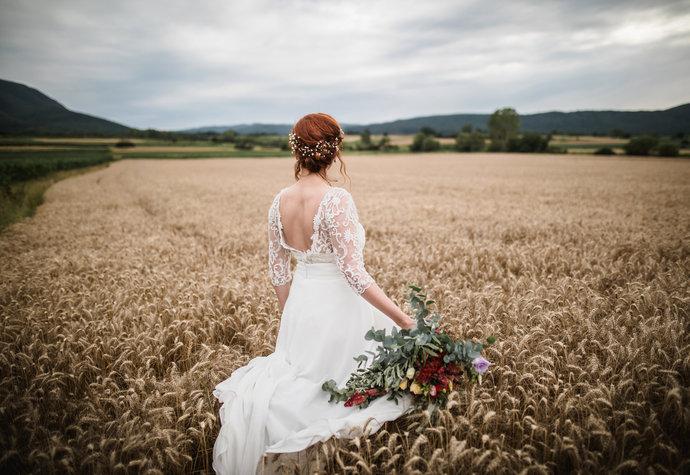 Svatba na zelené vlně: Jak uspořádat svůj den udržitelně, ale stylově?