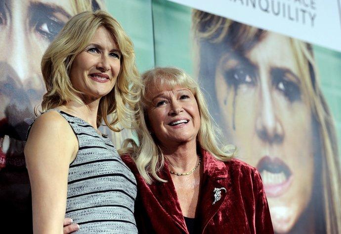 Laura Dern s maminkou