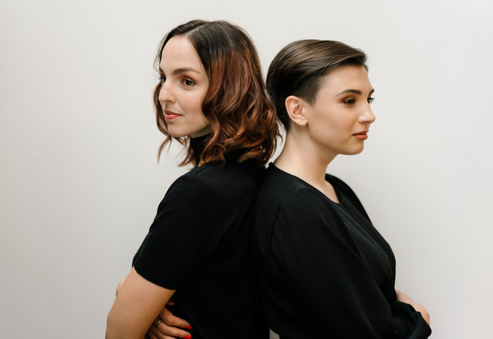 Nina Formánek Jaganjacová a  Michaela Mrázková, Healthbase