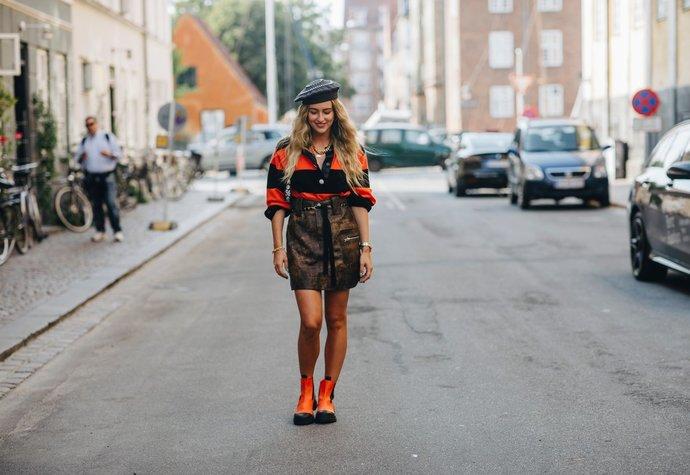 Dánská módní influencerka Emili Sindlev