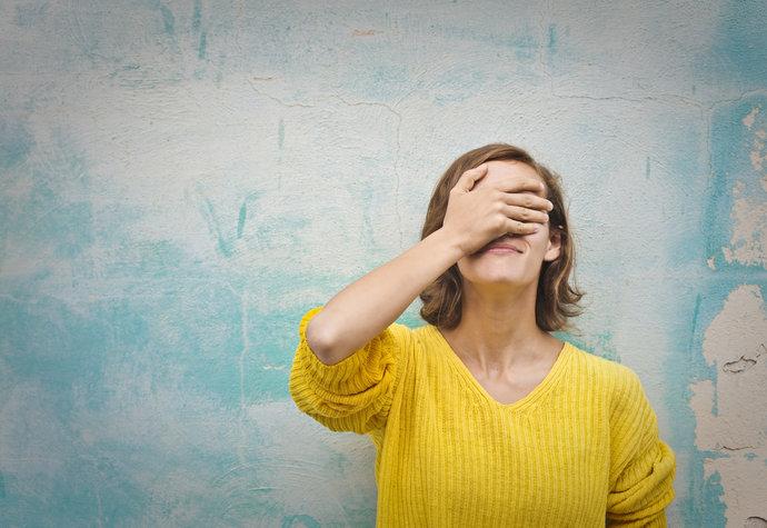 Chcete se zbavit zbytečného stresu? Naučte se přijímat své chyby!