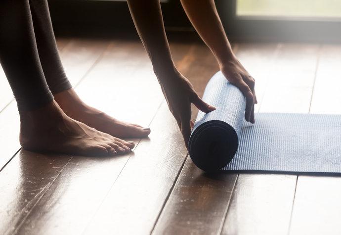 Šest jógových pozic, které pomohou proti stresu a úzkosti