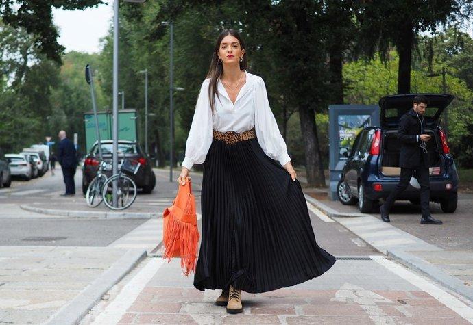 Street style v Miláně