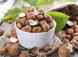 Lískové oříšky snižují cholesterol