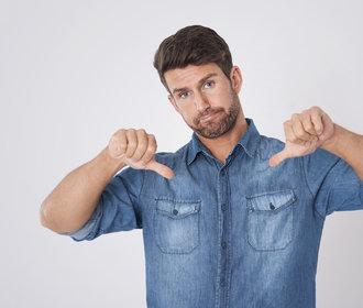 Jaké nejčastější chyby v oblékání dělají čeští muži?