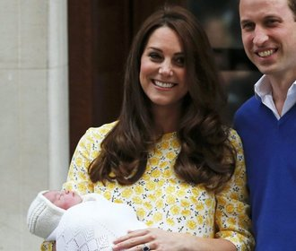 Je to kluk!!! Vévodkyně Kate porodila třetího potomka